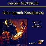 Also sprach Zarathustra | Friedrich Nietzsche