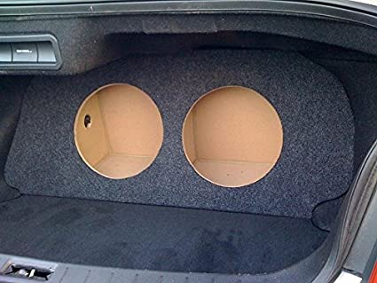 For Infiniti G35 Coupe Custom Sub Box Subwoofer Speaker Enclosure