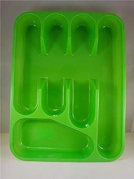 Generic NV _ 1008000483 _ yc-us2 traywar organizador son o nuevo verde Zer C cubertería cubiertos para utensilios y cubiertos de Ute bandeja bandeja nuevo ...