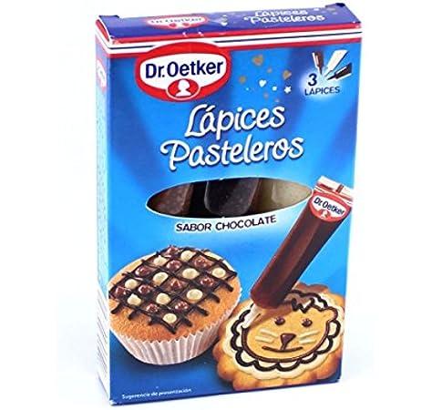 Lápices Pasteleros sabor chocolate 3+1: Amazon.es: Alimentación y bebidas