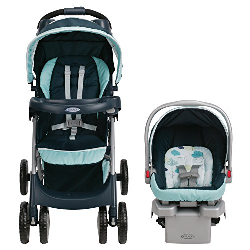 Graco Comfy Cruiser Click Connect Travel System, Stratus