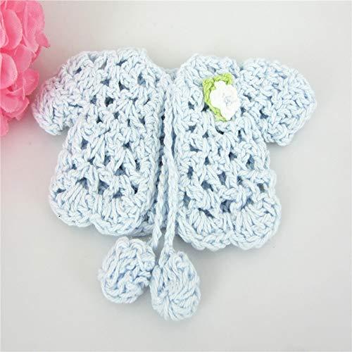 Amazon.com: Tela africana | 12 piezas Mini suéter de ...