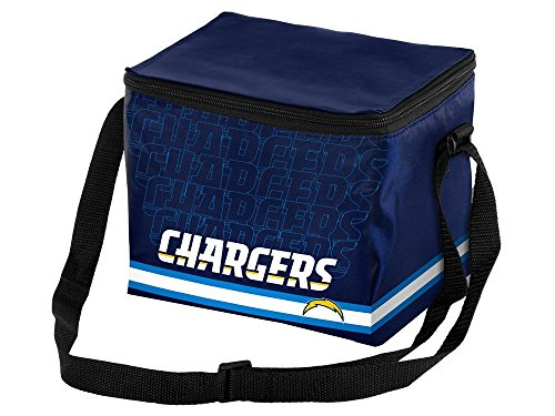NFL San Diego Chargers Impact Cooler, Blue (Lunch Box Diego Chargers San)