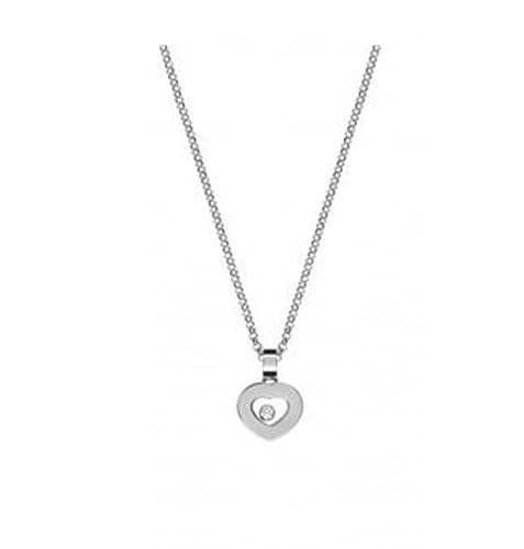 Chopard 18kt white gold Happy Diamonds earrings - Unavailable RuvcqhgJ0Q