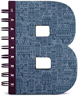 Alphabooks Note Books Letter B