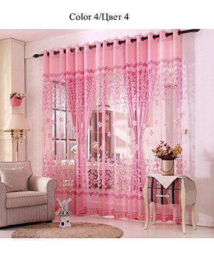 Luxury Window Curtains Set for Living Room European Royal Curtains ...