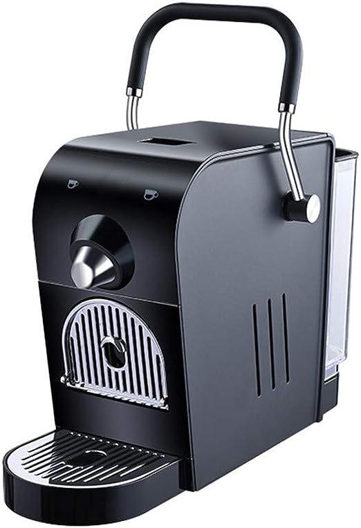 Z.W Función de antigoteo de la cafetera de Filtro pequeño, cápsulas de café con Pantalla táctil Todo en uno para la Oficina en el hogar Negro: Amazon.es: Productos para mascotas