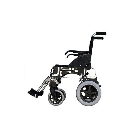 Forta fabricaciones - Silla de ruedas de aluminio FORTA Basic - 41 cm, Basic Rojo