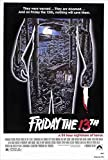 Friday the 13th Movie Poster (1980) 24x36