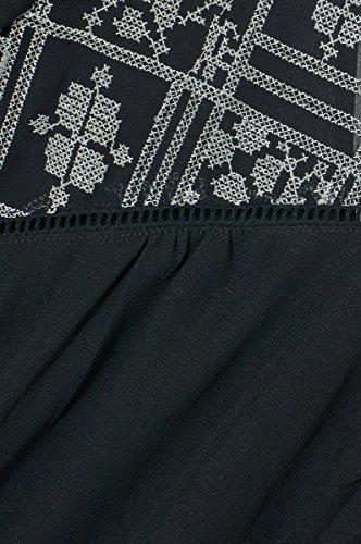 Damen Schwarz Kleid CHERRY PARIS Kleid R0PFWW5n
