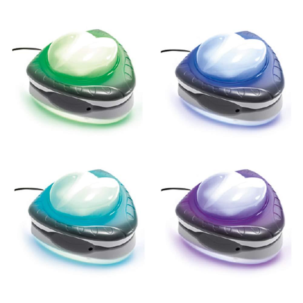 Intex 28698 - Luz LED magnética 5 colores para piscinas: Amazon.es: Jardín