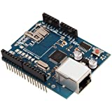 Demarkt Placa Arduino con Ethernet Shield W5100 - Servidor Web ,Domotica