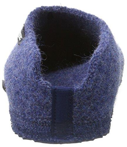 jeans Giesswein Pantofole Tönning adulto Unisex Blu wX1q08xX