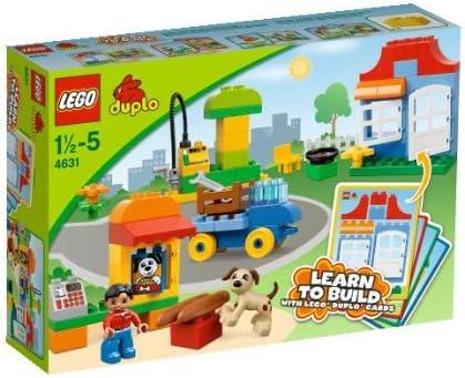 Lego Duplo - Mi Primera construcción (4631): Amazon.es: Juguetes y juegos