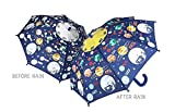 Colour Changing Umbrella - Universe / Planets Space - Best Reviews Guide