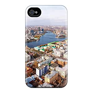 High-end Case Cover Protector For Iphone 4/4s(beautiful City View)