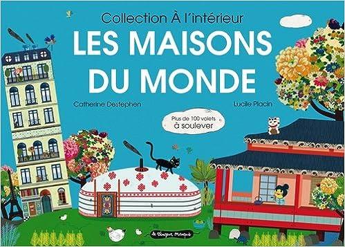 Maisons Du Mondeles English And French Edition Destephen Catherine  Amazon Com Books
