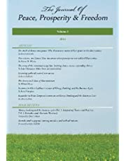 The Journal of Peace, Prosperity and Freedom: Volume 3 [2014]