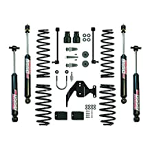 "TeraFlex 1251002 JK 2 Door Lift Kit with All (4) 2.5"" Shocks (2.5"")"