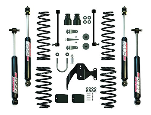 TeraFlex 1251002 JK 2 Door Lift Kit with All (4) 2.5
