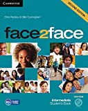Face2face : Intermediate Students Book (1DVD)