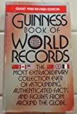 The Guinness Book of World Records 1988, Norris McWhirter, 0553270664
