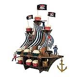 Meri Meri Centerpieces, Ahoy There Pirate Ship
