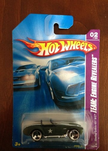 Amazon com: 2008 Hot Wheels Team: Engine Revealers - Shelby