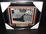 WILLIE MAYS THE CATCH 8X10 PHOTO FRAMED 1954 NEW