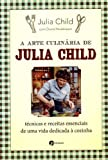 capa de A Arte Culinária de Julia Child