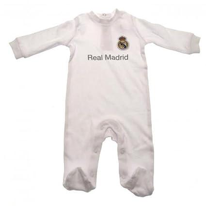 Bebé ropa – oficial Real Madrid FC Baby para niño (6 – 9 meses)