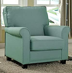 Amazon.com: Hebel Kinney Accent Chair | Model CCNTCHR - 113 ...