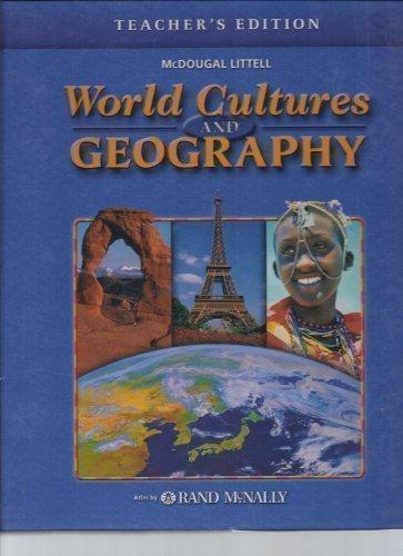 McDougal Littell World Cultures & Geography: Teacher Edition Grades 6-8 2005