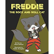 Freddie the Rock and Roll Cat