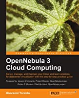 OpenNebula 3 Cloud Computing Front Cover
