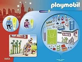 PLAYMOBIL City Life Gimnasio, a Partir de 5 Años (9454)