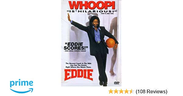 Amazon com: Eddie: Whoopi Goldberg, Dennis Farina, Aasif