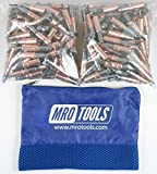 350 1/8 Heavy Duty Cleco Sheet Metal Fasteners w/ Mesh Carry Bag (KHD2S350-1/8)