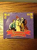 Full 36 Pack Box of Anastasia, the 20th Century Fox Movie Trading Cards