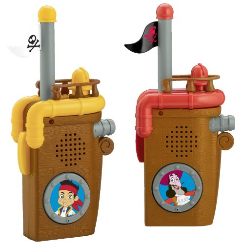 KIDdesigns Jake and The Neverland Pirates Radio