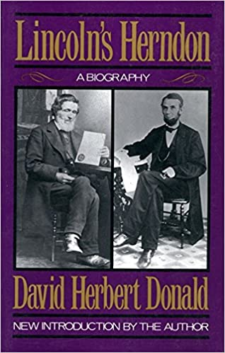 image for Lincoln's Herndon: A Biography (A Da Capo paperback)