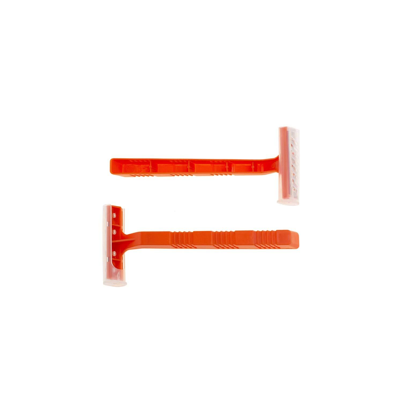 1000 Pieces - Wholesale Single Blade Razor - Bulk Case Hygiene Toiletries