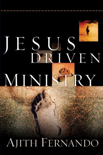 Jesus Driven Ministry [Ajith Fernando] (Tapa Blanda)