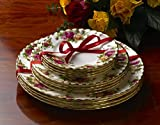 Royal Albert 15210008 Old Country Roses Bread and