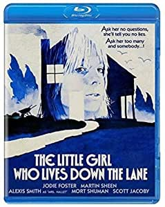 The Little Girl Who Lives Down the Lane [Blu-ray] [Import]