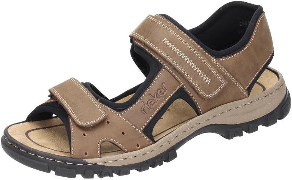 Rieker Herren 25084 Sandalen: : Schuhe & Handtaschen