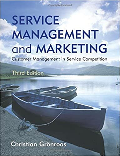 Service Management and Marketing: Customer Management in Service Competition by Christian Gronroos (2007-02-27)
