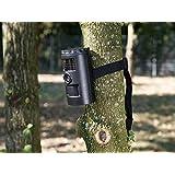 VisorTech Türüberwachung: HD-Überwachungskamera, Nachtsicht, 110°, 12 Monate Laufzeit, SD, IP66 (Fotofalle)