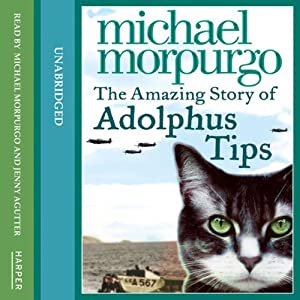 The Amazing Story of Adolphus Tips Audiobook
