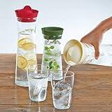 Hario WJ-10W Glass Water Jug